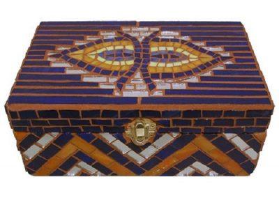 Mosaic Jewelry Box Workshop
