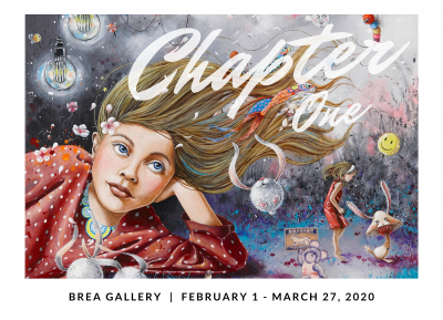 CLOSED TO PUBLIC:  Chapter One Exhibition @ the Brea Art Gallery