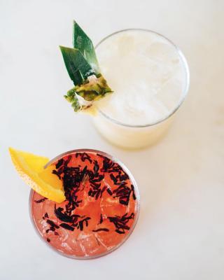 A Hawaiian Adventure at Rich Elixirs!