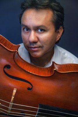 Sunday Musicale: Aristides Rivas, Cellist