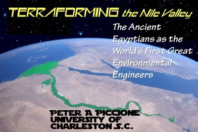 ARCE lecture @ Bowers with Dr. Peter Piccione