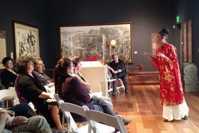 Docent-Led Storytelling @ Bowers Museum:  Ancient Arts of China
