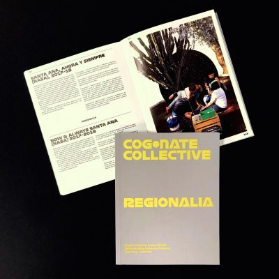 Book Release @ GCAC:  Cog-nate Collective: Regiona...