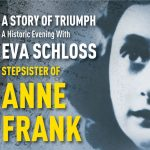 CANCELED - A Historic Evening with Anne Frank's Stepsister Eva Schloss