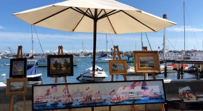 26th Annual Balboa Island Artwalk