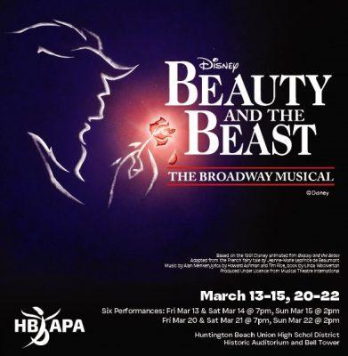 "POSTPONED:  HB APA's ""Beauty and the Beast"""