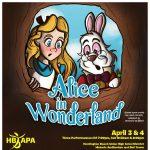 "POSTPONED:  HB APA's ""Alice in Wonderland"""