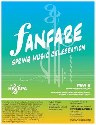 """HB APA's """"Fanfare 2020"""""""
