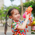 We're Celebrating Songkran – Thai New Year @ Pretend City