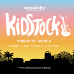 POSTPONED:  KIDSTOCK @ Pretend City