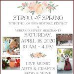 CANCELED:  Stroll into Spring @ Los Rios Historic District