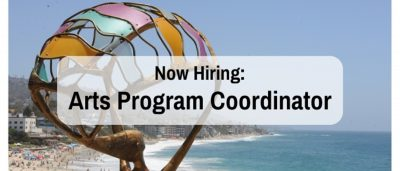 Arts Program Coordinator - City of Laguna Beach