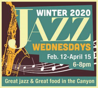 CANCELED:  Jazz Wednesdays with Laguna Beach Live!...