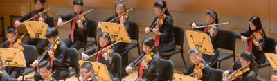 POSTPONED:  Pacific Symphony Youth Ensembles:  Santiago Strings