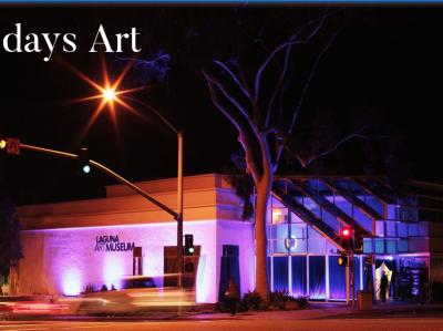 CANCELED: First Thursdays Art Walk @ Laguna Art Museum (LAM)