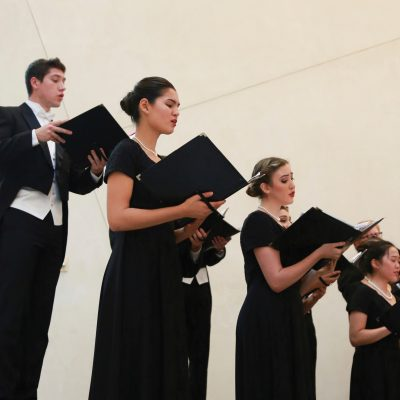CANCELLED: University Choir and University Singers in Concert