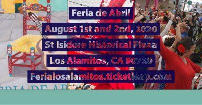 Feria de Abril Flamenco Festival & Fundraiser!...