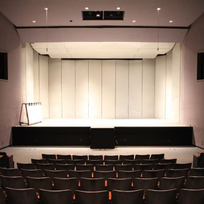 CSUF - Clayes Performing Arts Center, Recital Hall...