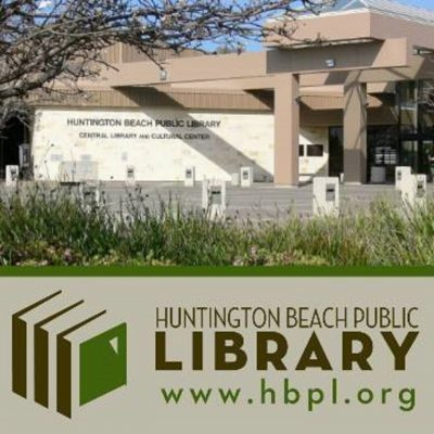 Huntington Beach Central Public Library