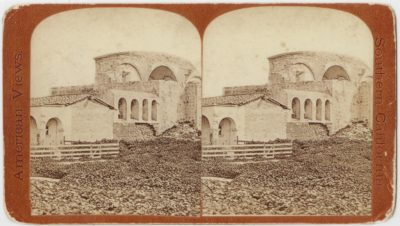 Mission San Juan Capistrano's Digital Museum Archives