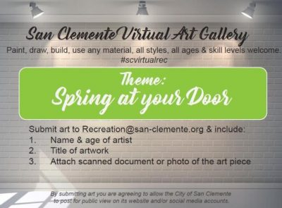 Virtual Art Gallery - City of San Clemente