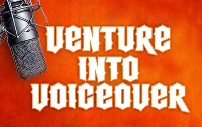 Kids Theatre:  Venture Into Voiceover