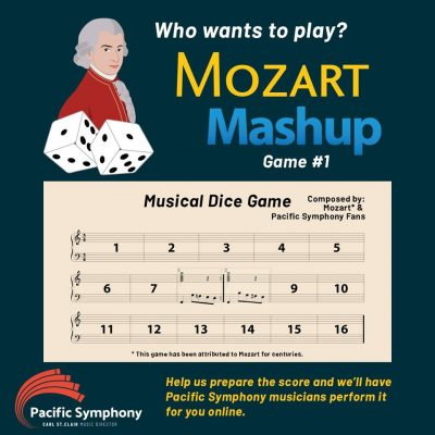 Let's Play Mozart Mashup