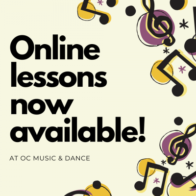 Music Classes with OCMD