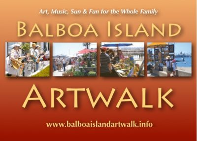 Balboa Island Artwalk