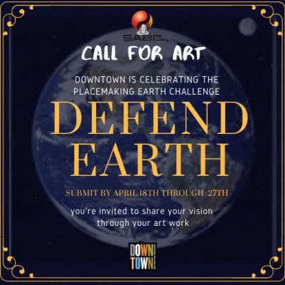 Artist Call:  Defend Earth
