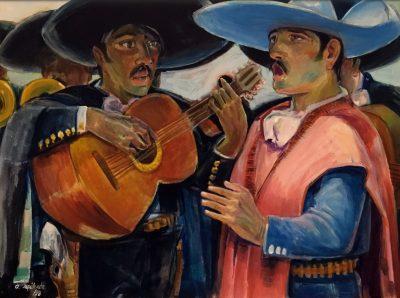 Artemio Sepúlveda at Laguna Art Museum
