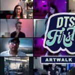 DTSA: LIVE Virtual Art Walk