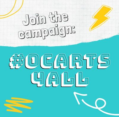 #OCArts4All - Activities