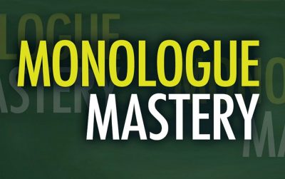 Kids Class - Monologue Mastery