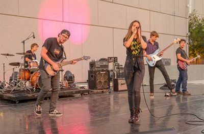 Performers Call:  Argyros Plaza