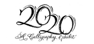 2020: A Calligraphy Exhibit