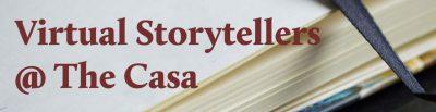 Virtual Storytellers @ The Casa : Virtual Book Clu...