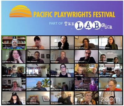 Video: Pacific Playwrights Festival Writers Talk About Their Works