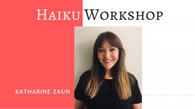 Haiku Workshop for Adults