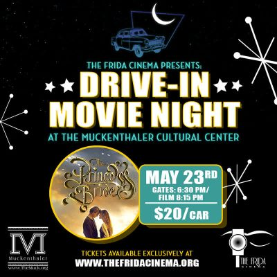 (SOLD OUT) Drive-In Movie Night at The Muck!