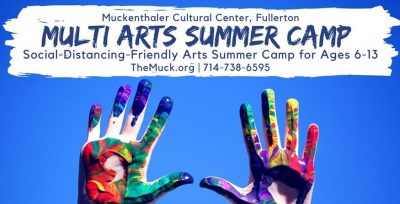 Summer Arts Camp @ the Muck