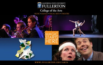 CSU Fullerton - College of the Arts