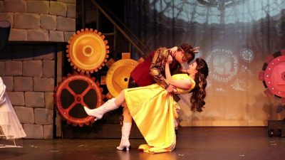 Free Family Theatre:  Beauty and the Beast