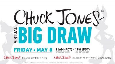 Chuck Jones:  Virtual BIG Draw!
