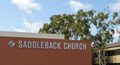 Saddleback Church Irvine