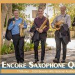 Encore Saxophone Quartet @ Laguna Art Museum