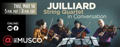 Juilliard String Quartet in Conversation