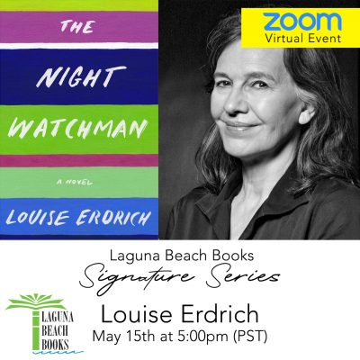 Virtual Author Event: Louise Erdich - The Night Watchman