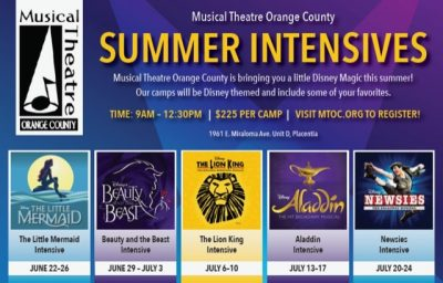 Summer Camp Intensives - Musical Theatre