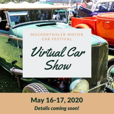 Virtual Car Show @ the Muck!
